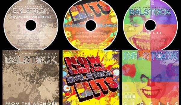 BALSTOCK CDs