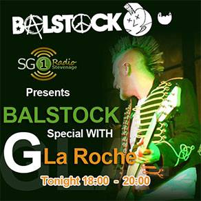 SG1 Radio Balstock Show