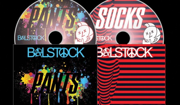 New Balstock 2014 CD Compilations
