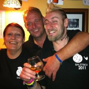 BALSTOCK 2011 - Tina, Dan & G
